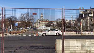 Staket i Washington DC
