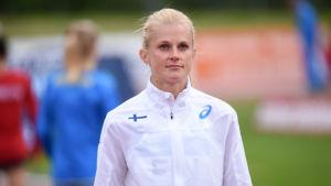 Karin Storbacka, lag-EM 2017.