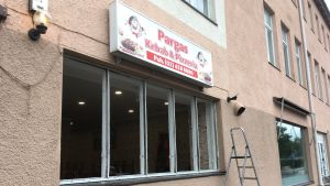 Angrepp mot Pizzeria i Pargas.