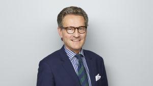Niclas Fagerholm som är vd för företaget My secure