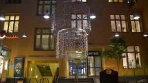 HS Center i julskrud.