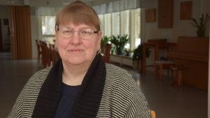 En SFP-politiker i Raseborg som heter Gunilla Starck.