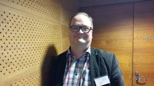Sami Munther är erfarenhetsexpert.