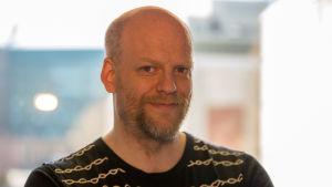 Kolumnisti Janne Saarikivi