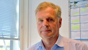 Lokalitetsdirektör Börje Boström