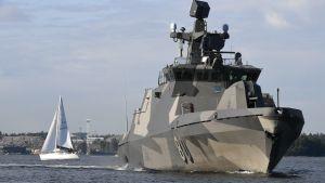 Militärfartyg av hamina-klassen