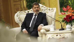 Muhammed Mursi.