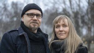 Jan ja Teija Englund