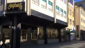 Osuuskauppa PeeÄssän ravintola HopHaus