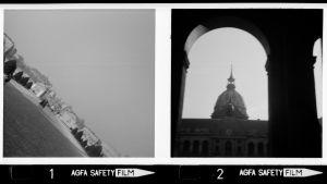 John Websterin ensimmäinen valokuva vuodelta 1980.
