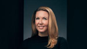 Lina Brouneus, direktör för licensiering och samproduktioner för Nordeuropa på Netflix.