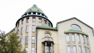 Nya studenthuset i Helsingfors
