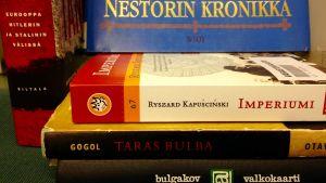 Kiovasta kirjoja