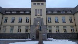 Gamla Malmska sjukhuset i Jakobstad