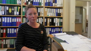 T.f. miljövårdschef Sofia Zittra-Bärsund