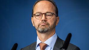 Sveriges infrastrukturminister Tomas Eneroth