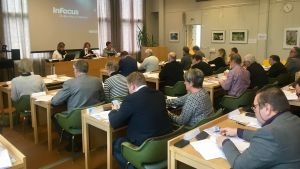 Kimitoöns fullmäkitge har möte 13.3.2017.