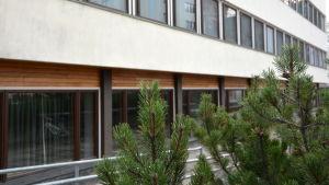 Fasad, Handelshögskolan vid Åbo Akademi.