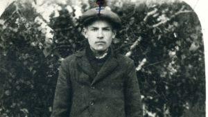 Röda fången Kari Hellgren 1918
