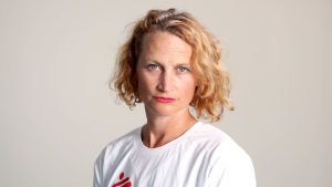 Anna Sjöblom, Läkare utan gränser