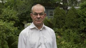 Janne Hukkinen, ympäristöpolitiikan professori. Helsingin yliopisto.