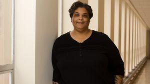 Den amerikanska författaren Roxane Gay.