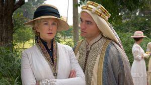 Nicole Kidman esittää brittiläistä vaikuttajaa Gertrude Belliä.