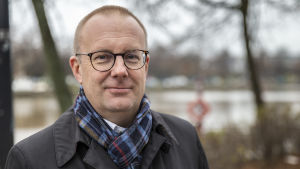 Jarkko Eloranta, puheenjohtaja, SAK