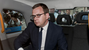 Andy Coulson, tidigare chefredaktör på News of the World