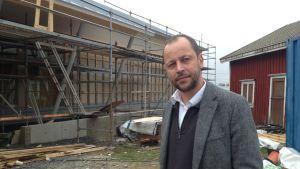Arkitekt Anders Höglund