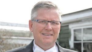 Författaren och föreläsaren Mats Danielsson.