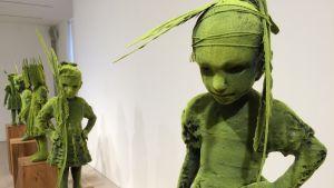 Kim Simonsson: Mossflickor