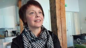 Heli Näreaho, handledare Vasa mödra-och skyddshem