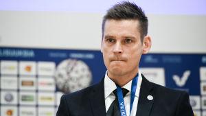 Petri Vuorinen, VPS chefstränare