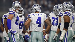 Dallas Cowboys-spelare.