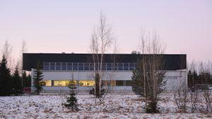 Borgå centralköks fasad