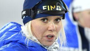 Mari Laukkanen, OS 2018.