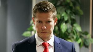 Tobias Salmelainen.
