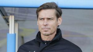 Petri Vuorinen är chefstränare i VPS.