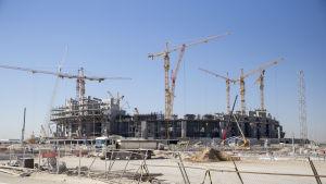 Lusail Stadion Qatar