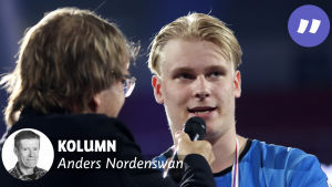 Anders Nordenswan skriver om Kaapo Kakko.