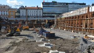 Torgparkeringsbygget i Åbo