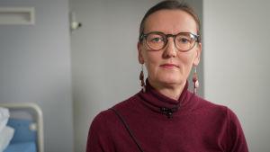Porträttbild på Katja Koskinen.