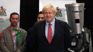 Boris Johnson, ledare för Tory-partiet.