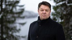 Maailman ilmatieteen järjestön pääsihteeri Petteri Taalas