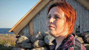 Karin Erlandsson på Sälskär