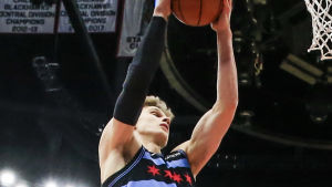 Lauri Markkanen i Chicago Bulls.