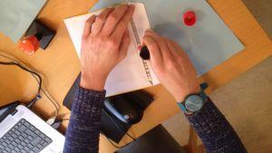 Röstblankett sluts i Lovisa