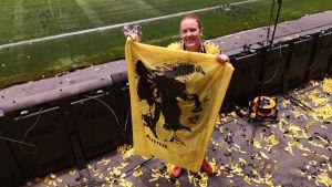Anna Westerlund avslutade på topp.
