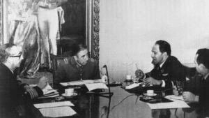 Pinochet och hans mannar, 1973